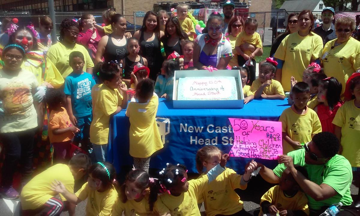 New Castle County Head Start, Inc  Holds End of Year